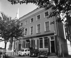 HERCULES TAVERN PUBLIC HOUSE, HERCULES ROAD, LAMBETH