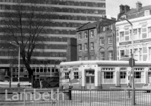 THE TOWER PUBLIC HOUSE, WESTMINSTER BRIDGE ROAD, LAMBETH