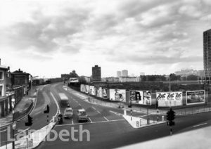 VAUXHALL CROSS AND BRIDGEFOOT, VAUXHALL