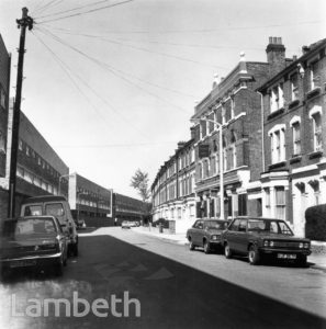 PAULET ROAD, BRIXTON NORTH
