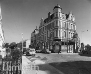 LOUGHBOROUGH HOTEL, LOUGHBOROUGH ROAD, BRIXTON NORTH