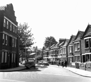 BRIEF STREET, BRIXTON NORTH