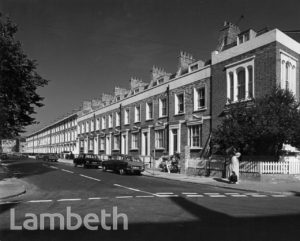 CLARIBEL ROAD, BRIXTON NORTH