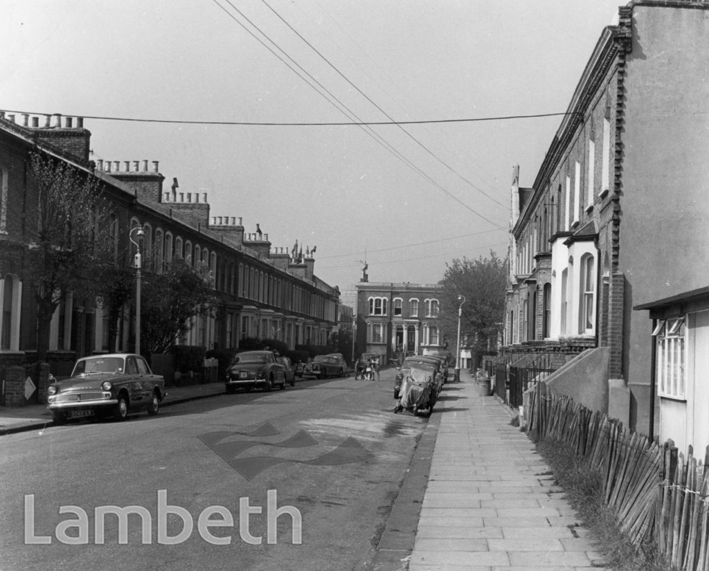 ST LAWRENCE ROAD, BRIXTON NORTH