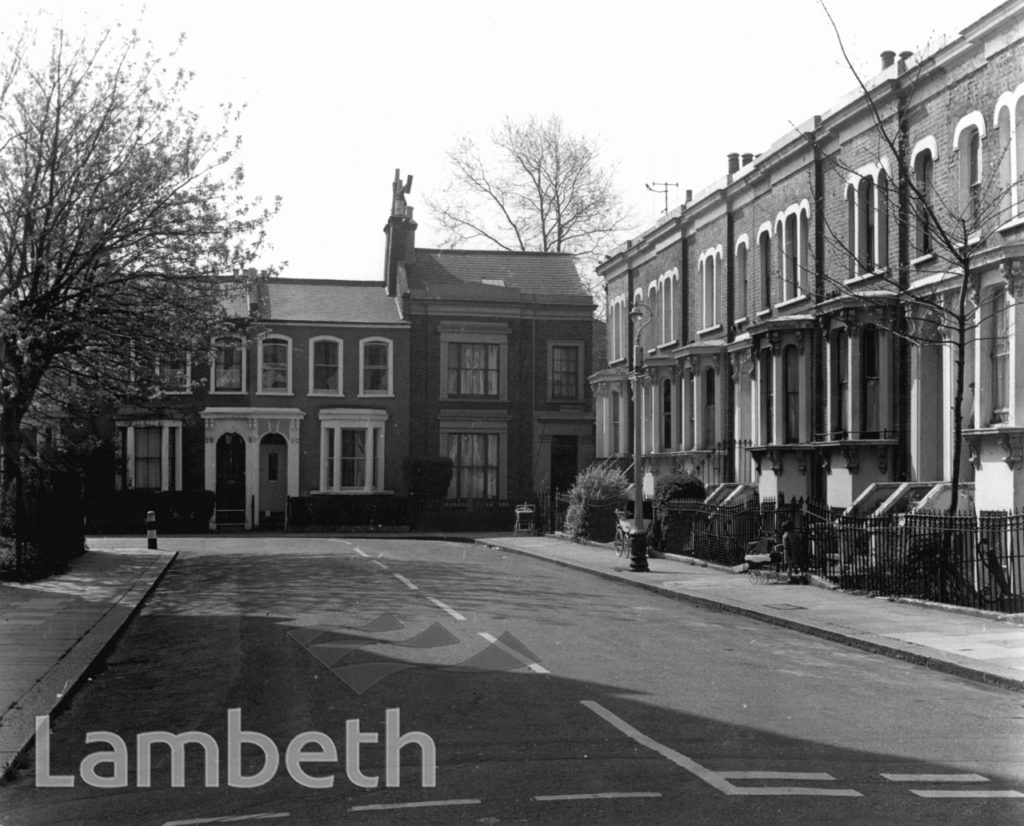 ST LAWRENCE ROAD, LOUGHBOROUGH JUNCTION