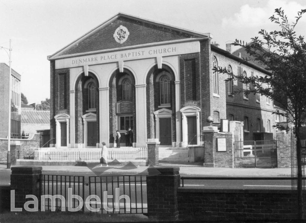 BAPTIST CHURCH, COLDHARBOUR LANE, CAMBERWELL