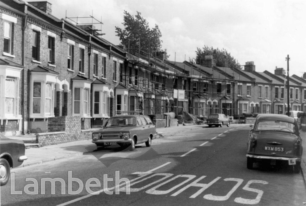 LOWDEN ROAD, HERNE HILL