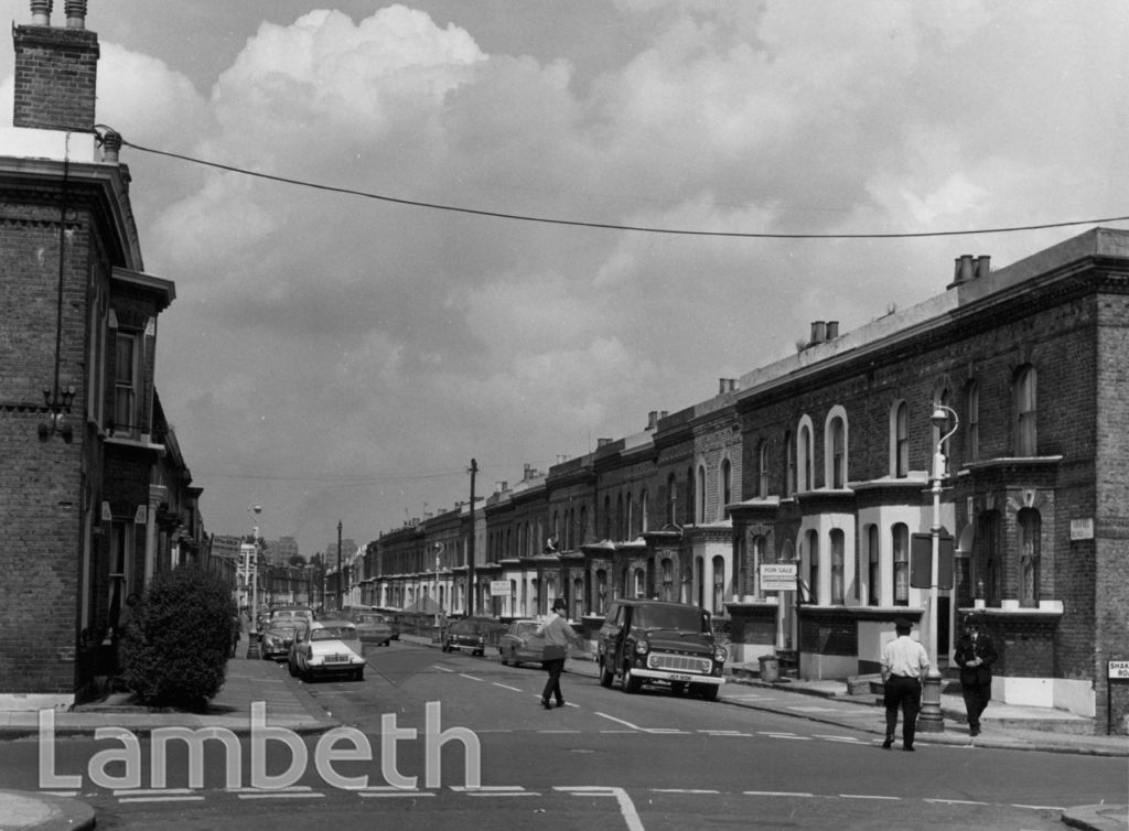 MAYALL ROAD, HERNE HILL