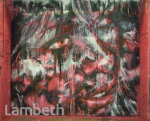 DAVID WALKER ARTWORK, LEAKE STREET, WATERLOO