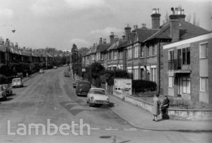 LANERCOST ROAD, TULSE HILL