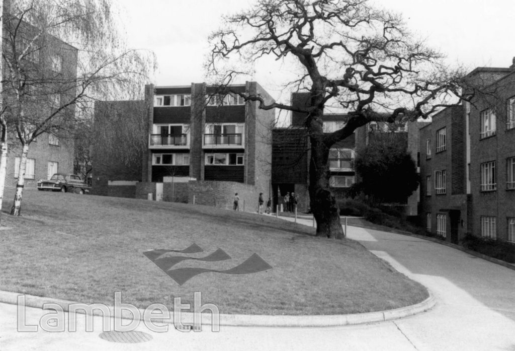 REDHILL COURT, PALACE ROAD, STREATHAM HILL