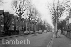 SOUTH CROXTED ROAD, WEST DULWICH