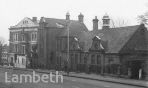 OLD VIC SCHOOL, THURLOW PARK ROAD, TULSE HILL