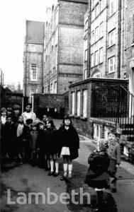 KINGSWOOD PRIMARY SCHOOL, GIPSY ROAD, WEST NORWOOD