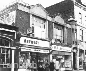 25 & 27 WESTOW HILL, UPPER NORWOOD