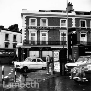 THE CAMBRIDGE PUBLIC HOUSE, WESTOW HILL, UPPER NORWOOD