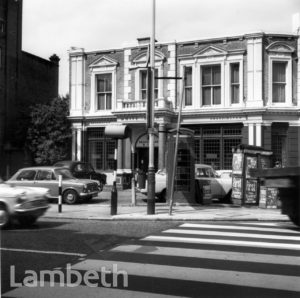 THE WHITE SWAN PUBLIC HOUSE, WESTOW HILL, UPPER NORWOOD