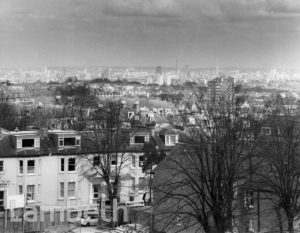 VIEW FROM CENTRAL HILL, UPPER NORWOOD