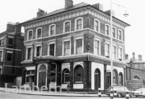 GIPSY HILL HOTEL, GIPSY HILL, UPPER NORWOOD