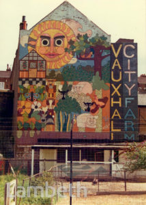 VAUXHALL CITY FARM, VAUXHALL