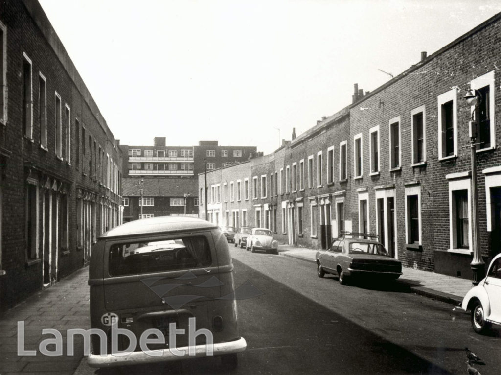 ROSETTA STREET, SOUTH LAMBETH