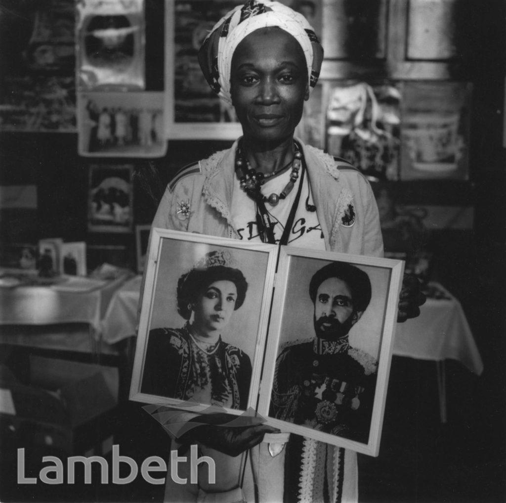 ETHIOPIAN MILLENNIUM EVENT, LAMBETH TOWN HALL, BRIXTON