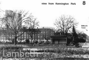 KENNINGTON PARK, KENNINGTON PARK ROAD