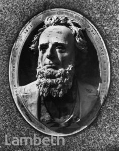 BENJAMIN COLLS MONUMENT, NORWOOD CEMETERY, WEST NORWOOD