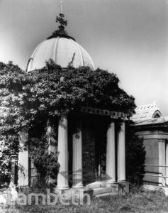 EUSTRATIO RALLI MAUSOLEUM, NORWOOD CEMETERY, WEST NORWOOD