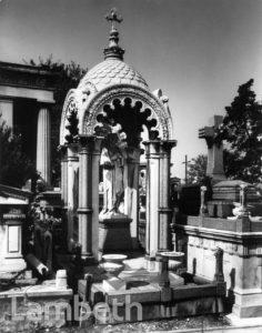SCHILIZZI MEMORIAL, NORWOOD CEMETERY, WEST NORWOOD