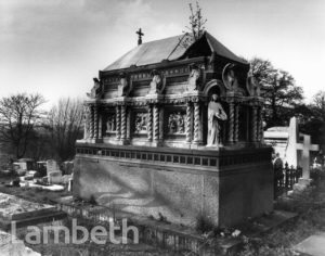 BERENS MAUSOLEUM, NORWOOD CEMETERY, WEST NORWOOD