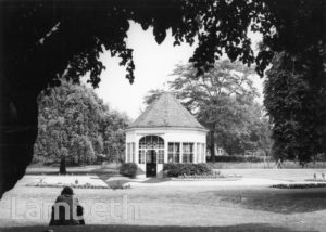 SUMMERHOUSE, MYATT'S FIELDS, BRIXTON NORTH