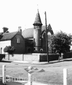 IMMANUEL INFANT SCHOOL, COLMER ROAD, STREATHAM VALE