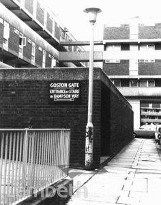 MURSELL ESTATE, HAMPSON WAY, SOUTH LAMBETH