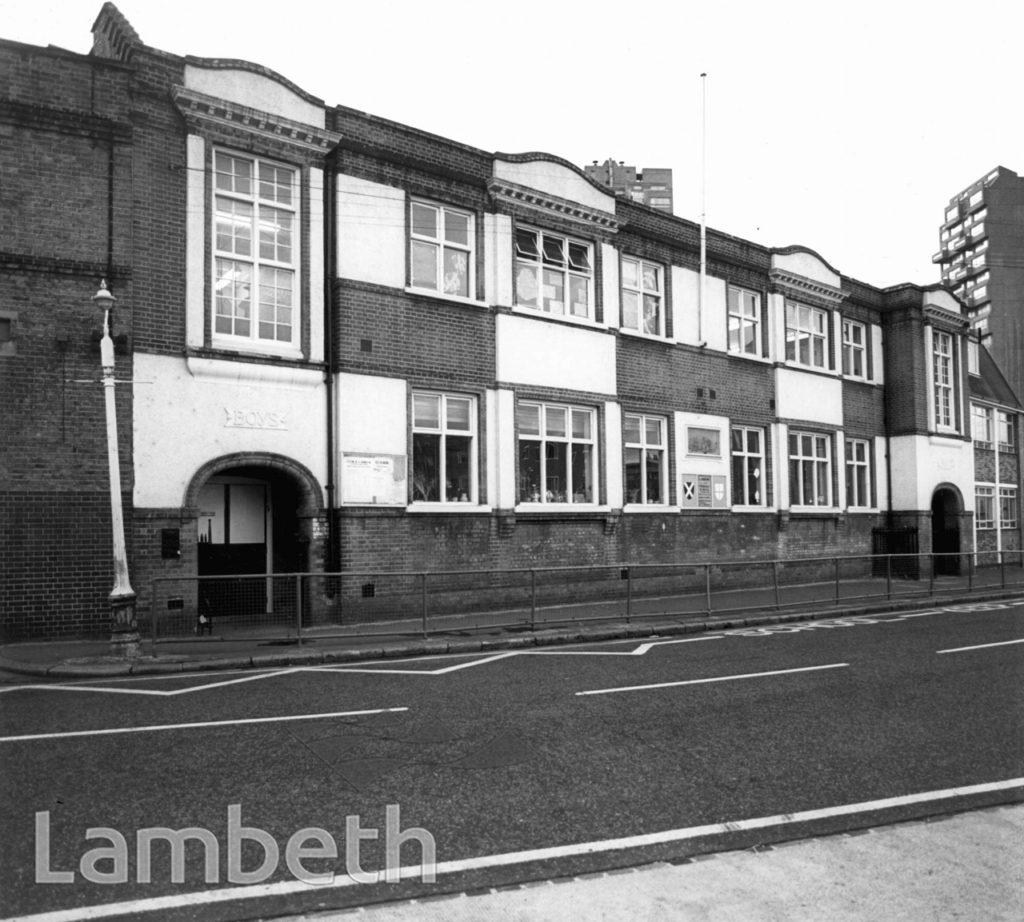 ST ANDREW'S PRIMARY SCHOOL, LINGHAM ROAD, STOCKWELL