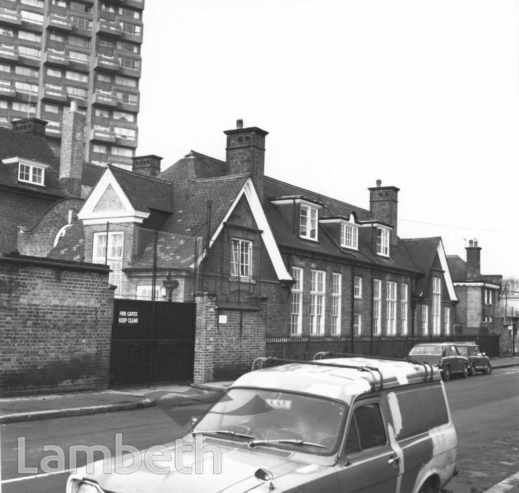 REAY PRIMARY SCHOOL, HACKFORD ROAD, STOCKWELL