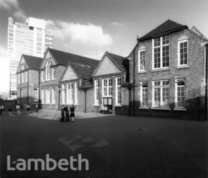 WYVIL PRIMARY SCHOOL, WYVIL ROAD, SOUTH LAMBETH