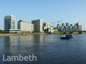 VAUXHALL WATERFRONT