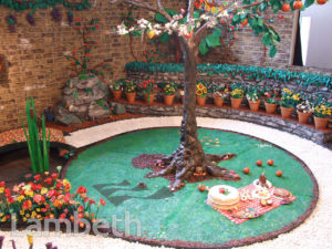 PARADISE IN PLASTICINE, FESTIVAL HALL, SOUTH BANK