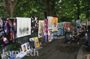 URBAN ART SHOW, JOSEPHINE AVENUE, BRIXTON HILL