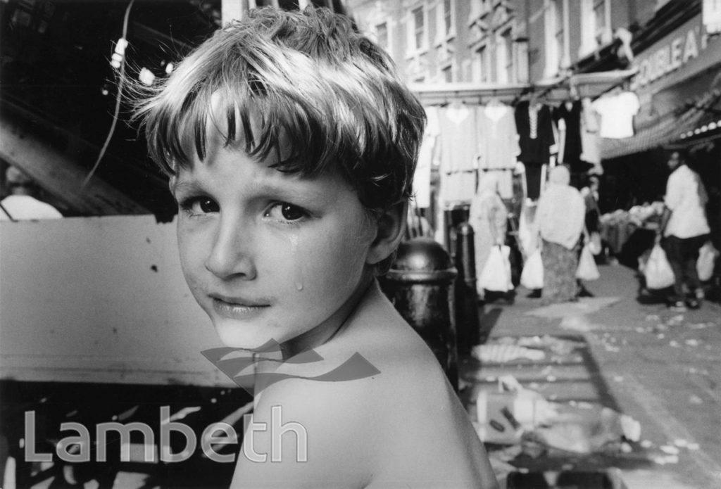 YOUNG BOY, ELECTRIC AVENUE, BRIXTON