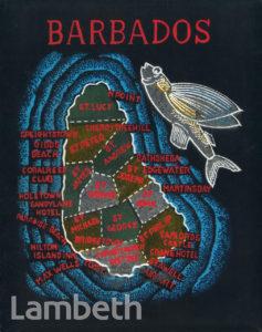BARBADOS ALBUM COVER
