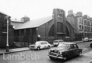 CHURCH HALL, MOWLL STREET, BRIXTON NORTH