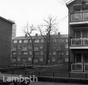CALDWELL GARDENS ESTATE, SOUTHEY ROAD, BRIXTON NORTH