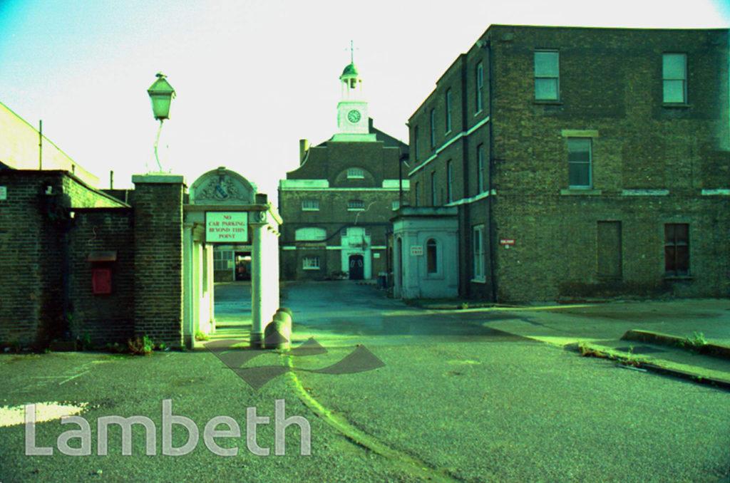BRITISH VINEGAR WORKS, SOUTH LAMBETH ROAD