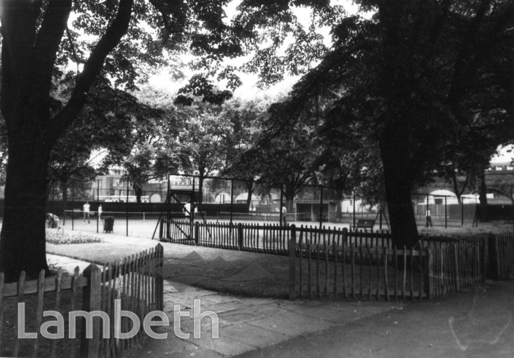 ARCHBISHOP'S PARK, LAMBETH