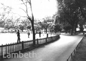 ARCHBISHOP'S PARK, LAMBETH