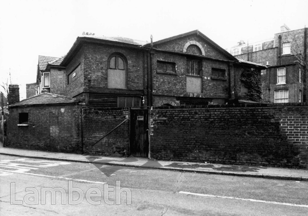 STABLE HOUSE, CRESCENT LANE, CLAPHAM