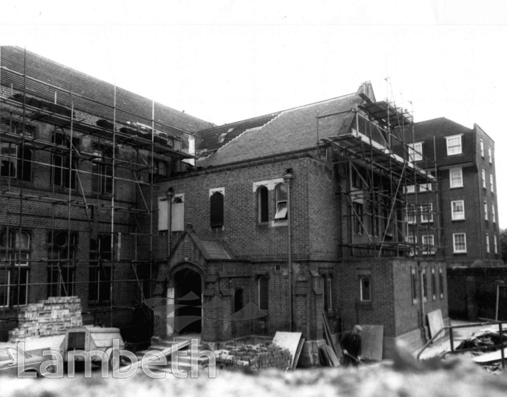 ARCHBISHOP TEMPLE SCHOOL, LAMBETH ROAD