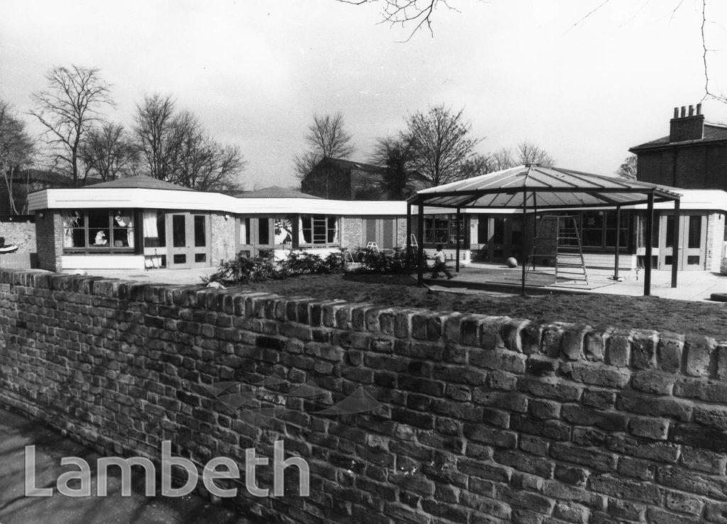 GROVEWAY DAY NURSERY, STOCKWELL PARK ROAD, STOCKWELL